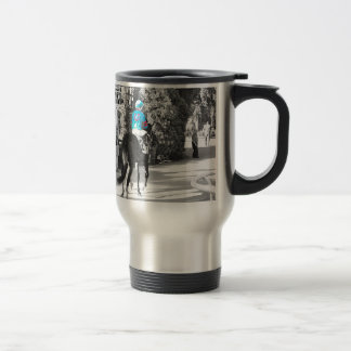 Mug De Voyage Ollysilverexpress et Joe Mazza