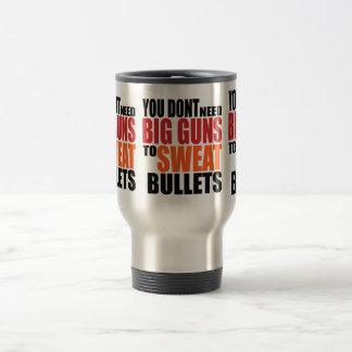 Mug De Voyage Oxygentees vous n'avez pas besoin de grandes armes