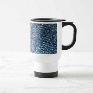Mug De Voyage Paillettes argentées