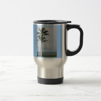 Mug De Voyage Palmiers de Kauai Hawaï