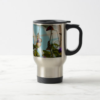 Mug De Voyage Papillons