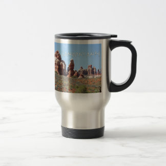 Mug De Voyage Parc national de Canyonlands