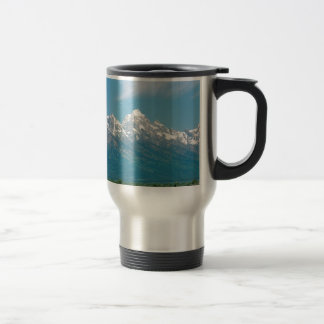 Mug De Voyage Parc national grand de Tetons