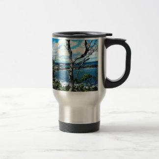 Mug De Voyage Paysage marin