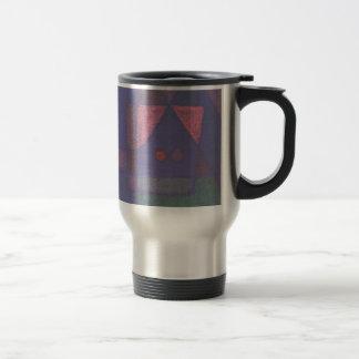 Mug De Voyage Petite pièce à Venise par Paul Klee