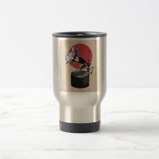 Mug De Voyage Phonographe