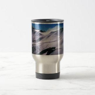 Mug De Voyage Photo autrichienne Colette de montagne