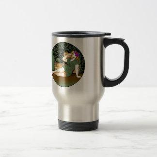 Mug De Voyage Pin- d'armée