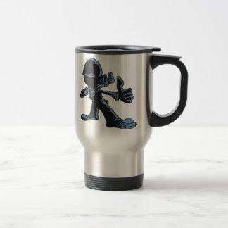 Mug De Voyage Plombier de Ninja