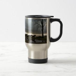 Mug De Voyage Poneys d'Exmoor