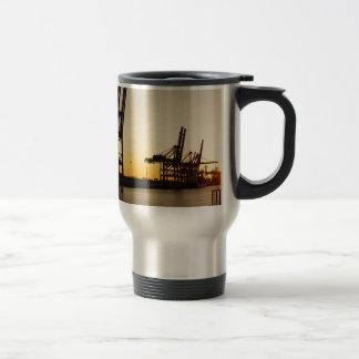 Mug De Voyage port de Hambourg