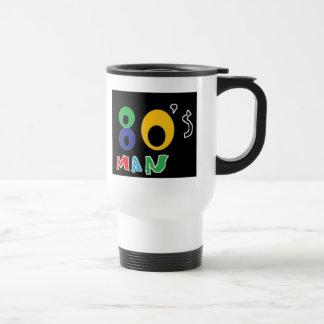 Mug De Voyage produits d'homme des années 80