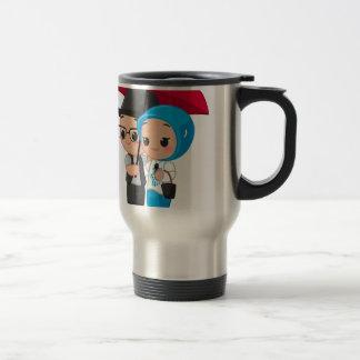 Mug De Voyage Protégez-la pour toujours