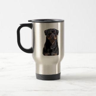 Mug De Voyage Rottweiler