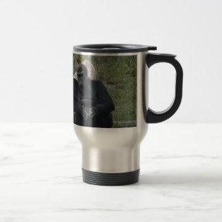 Mug De Voyage Séance de gorille