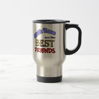 Mug De Voyage Shih Tzus font les meilleurs amis