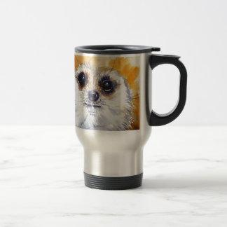 Mug De Voyage Simples ! Meerkat