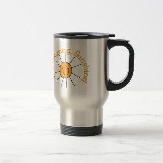 Mug De Voyage Soleil bonjour