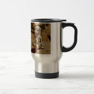 Mug De Voyage Style de Meerkat