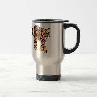 Mug De Voyage Tigre