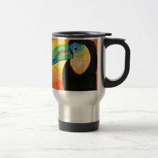 Mug De Voyage Toucan