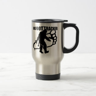 Mug De Voyage TRAQUEUR de Bigfoot