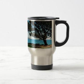 Mug De Voyage Un arbre pendant toutes les saisons