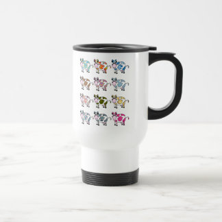 Mug De Voyage Vaches géniales
