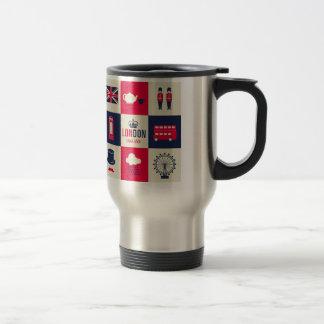 Mug De Voyage Ville de Londres Royaume-Uni Angleterre