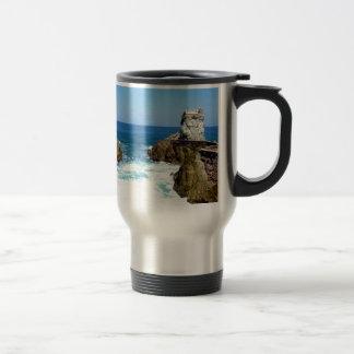 Mug De Voyage Voie d'eau du Mexique