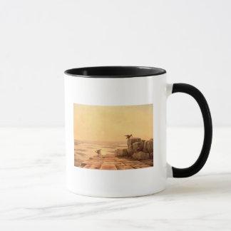 Mug Débordement du Nil, 1842