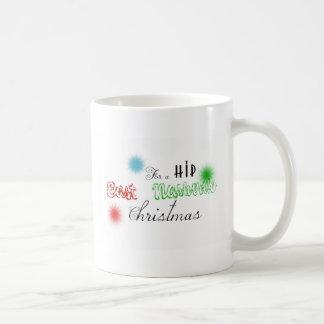 Mug Décalque est de Noël customisé par Nashville