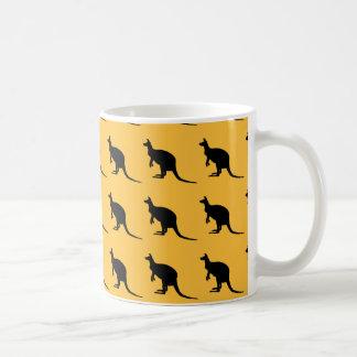 Mug Découpe de kangourou