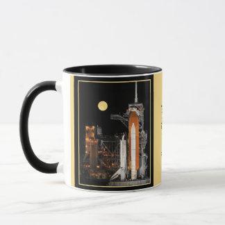 Mug Découverte de navette spatiale