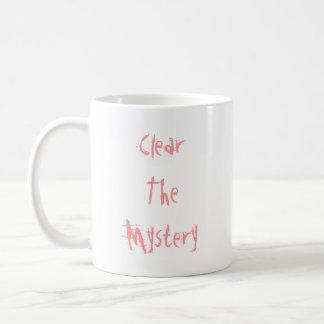 Mug Dégagez le mystère