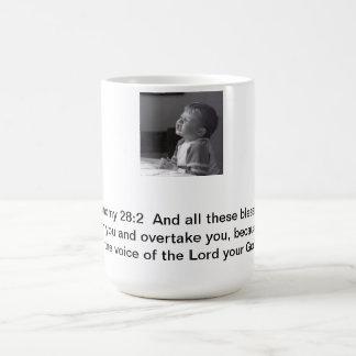 Mug Demandez des bénédictions