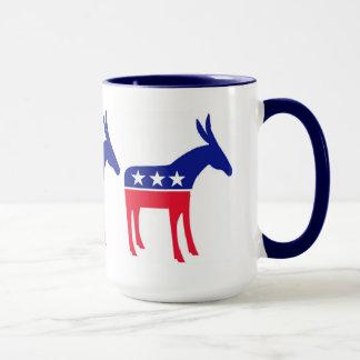 Mug Démocrate americana