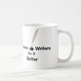 Mug Des auteurs de femmes il améliorent