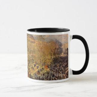 Mug DES Capucines par Claude Monet, beaux-arts de