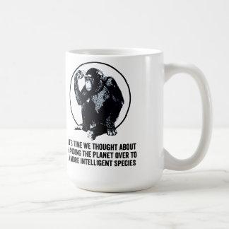 Mug Des espèces plus intelligentes