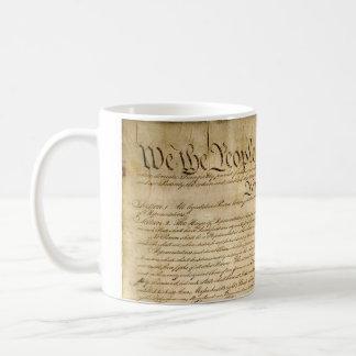 Mug Des libertés constitutionnelles des USA - sachez
