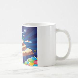 Mug Design de carte de gâteau de partie