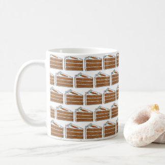 Mug Dessert de givrage de fromage fondu de gâteau de
