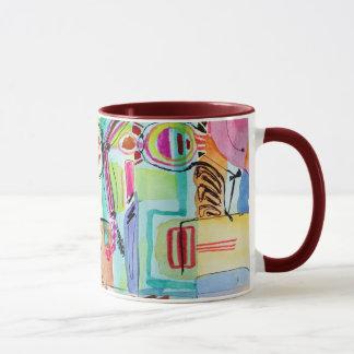 Mug Dessin coloré d'aquarelle