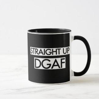 Mug DGAF haut droit