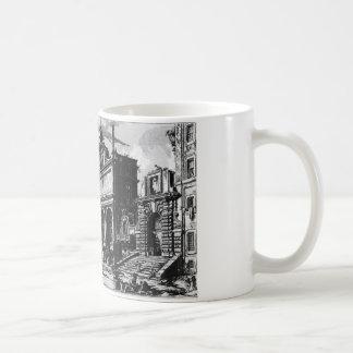 Mug Di Roma de Vedute par Giovanni Battista Piranesi