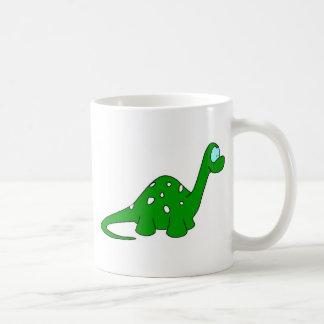 Mug Dinosaure de bande dessinée
