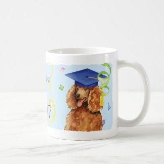 Mug Diplômé de caniche