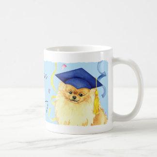 Mug Diplômé de Pomeranian