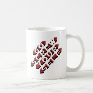 Mug Disparaissent la vis vous-même
